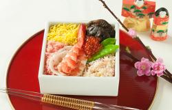 小樽寿司 ひな祭り ばらちらし