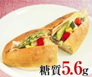 【糖質制限】夏野菜イタリアンサンド